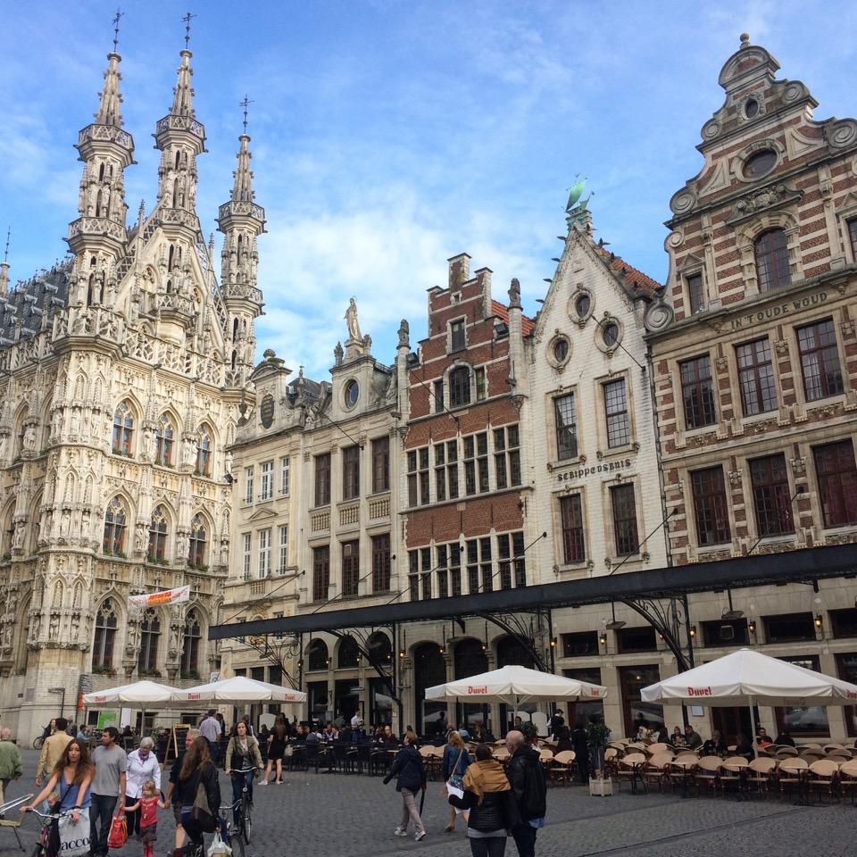 Leuven, Oude Markt
