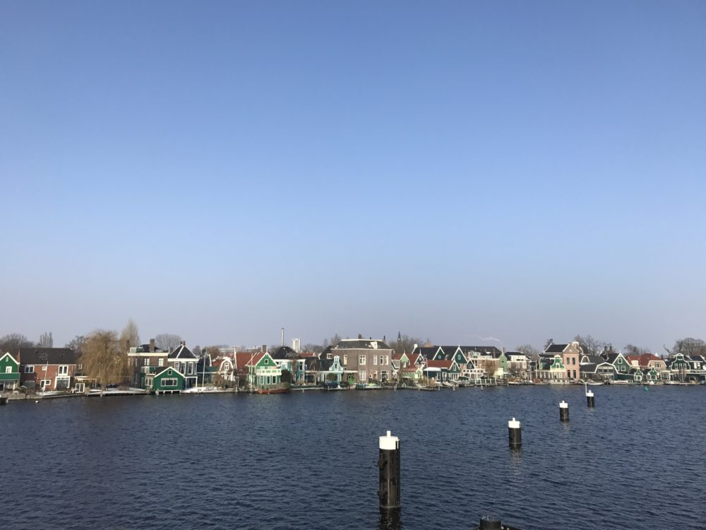 Zaandijk, The Nederlands