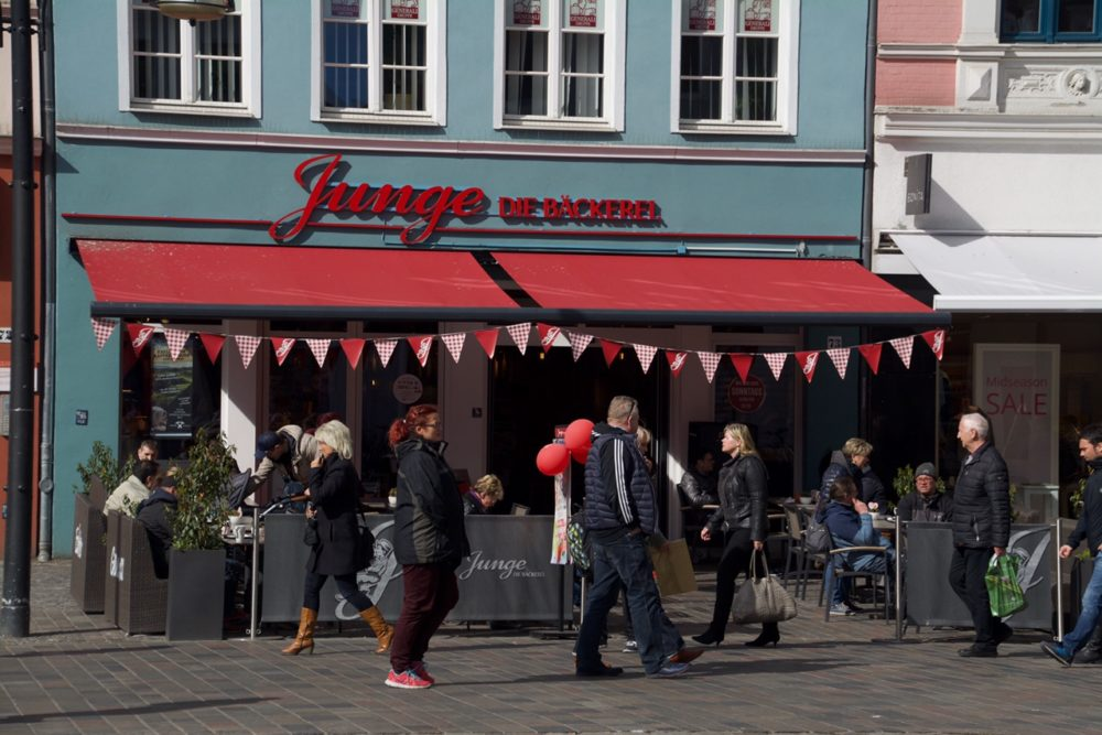 Junge, Rostock, Germany
