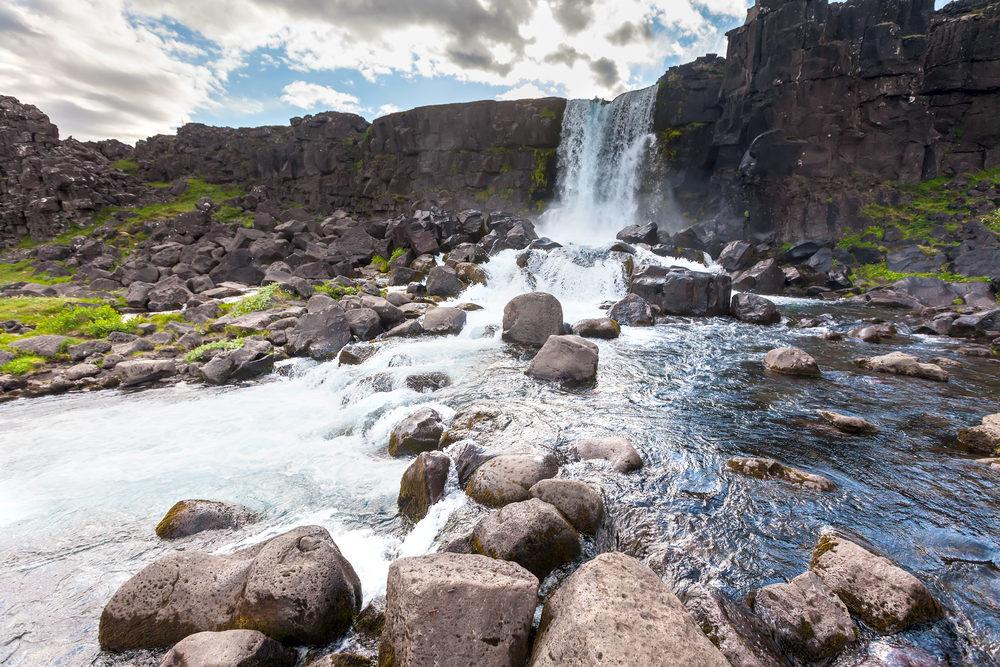 Pingvellir Nationaal Park, Iceland