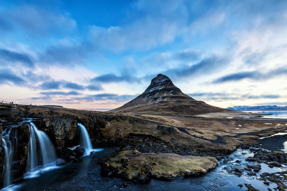 Snaefellsnes peninsula, Shutterstock