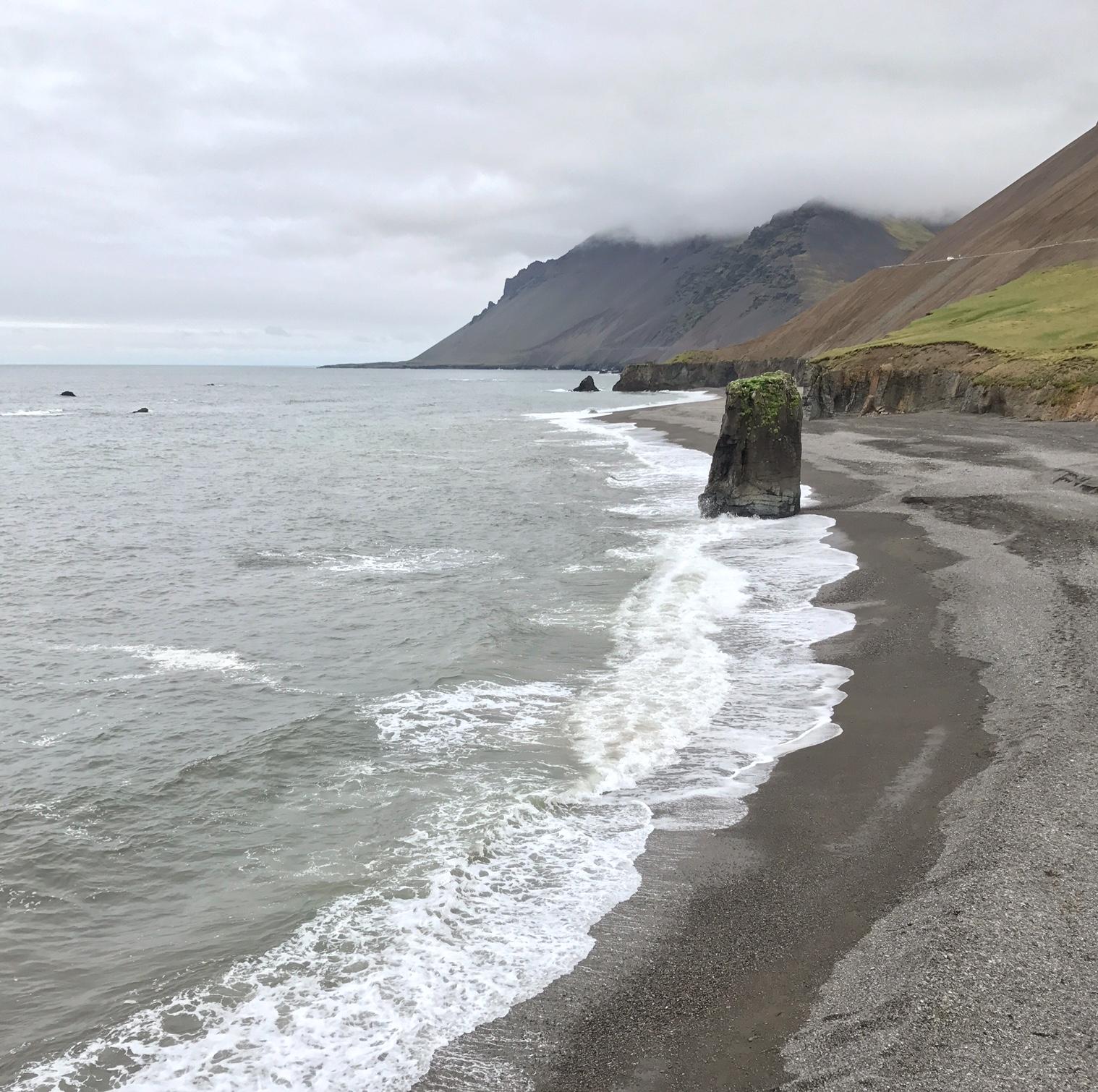 Coast Iceland