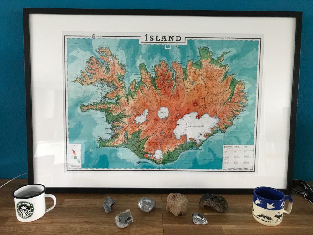 IJsland poster