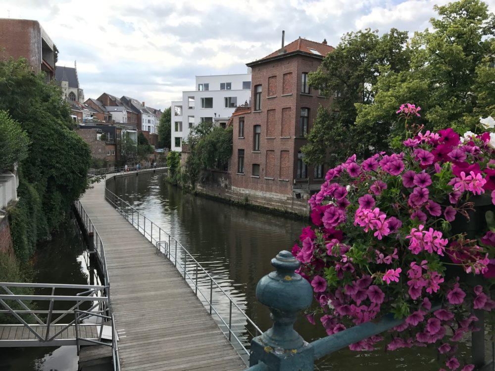 Mechelen, Dijlepad