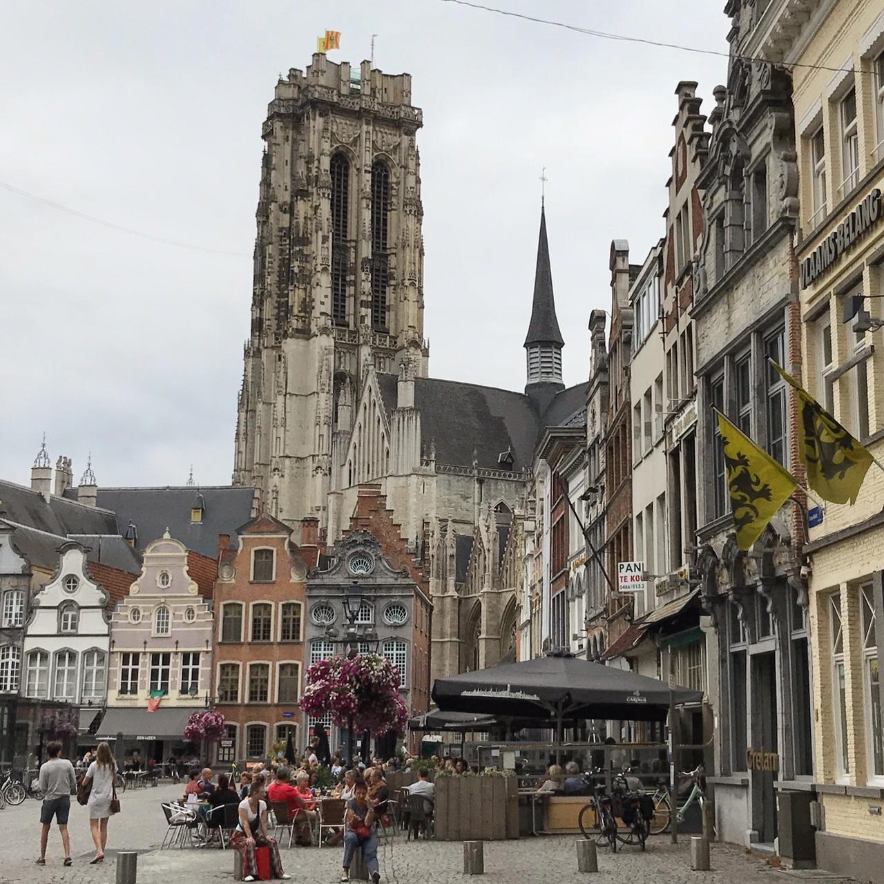 Grote Markt, Mechelen