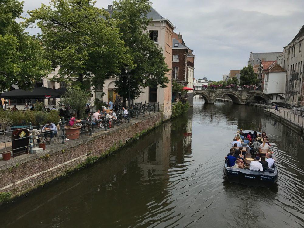 Mechelen Boottocht