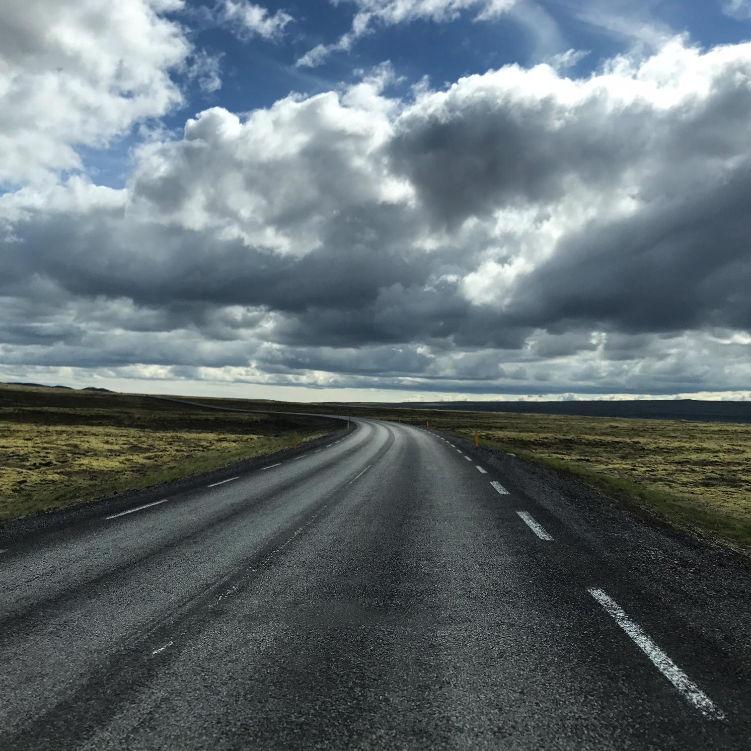 Roads Iceland