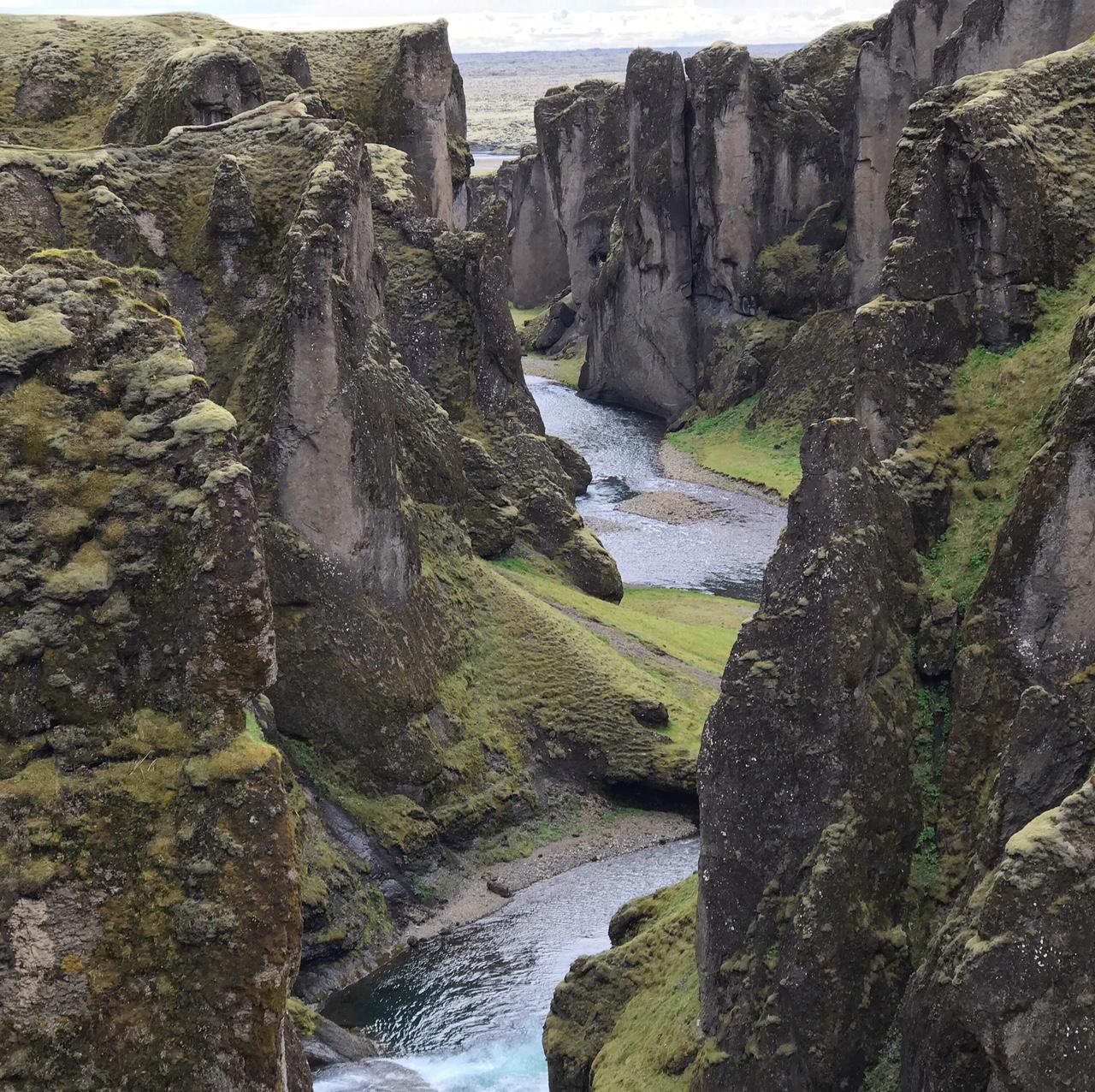 Fjaðrárgljúfur, Iceland