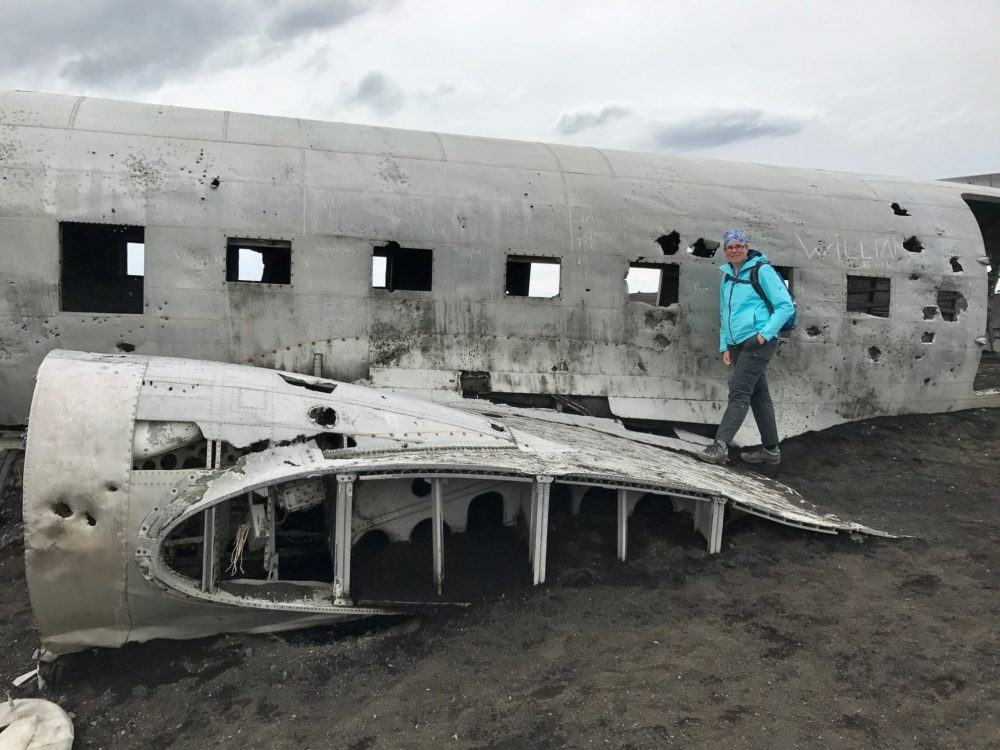 DC-3 Iceland, Marcella