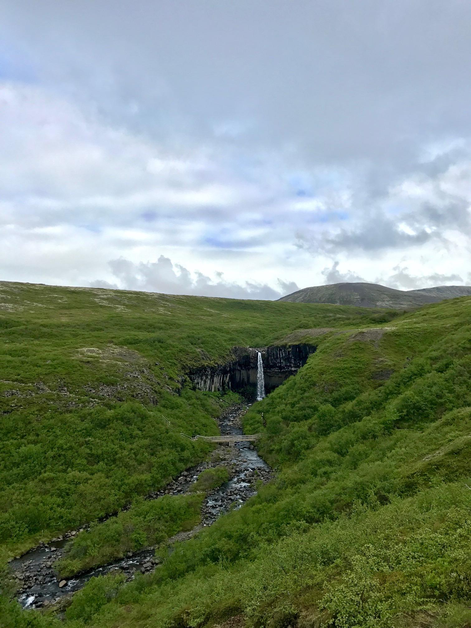 Nationaal Park Skaftafell, Iceland