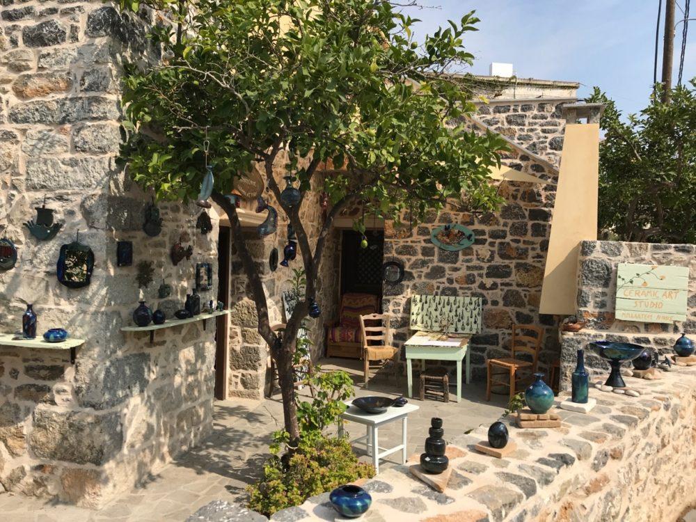 Mesta Greece