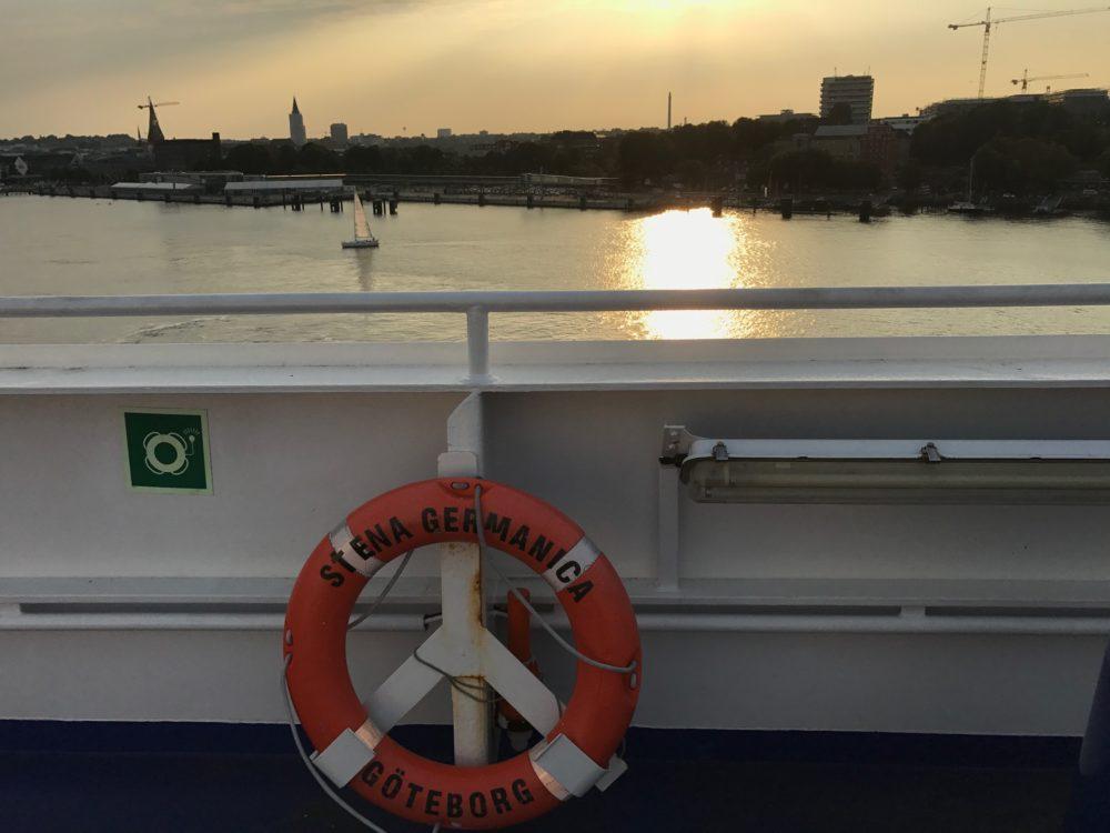 Stenaline Goteborg