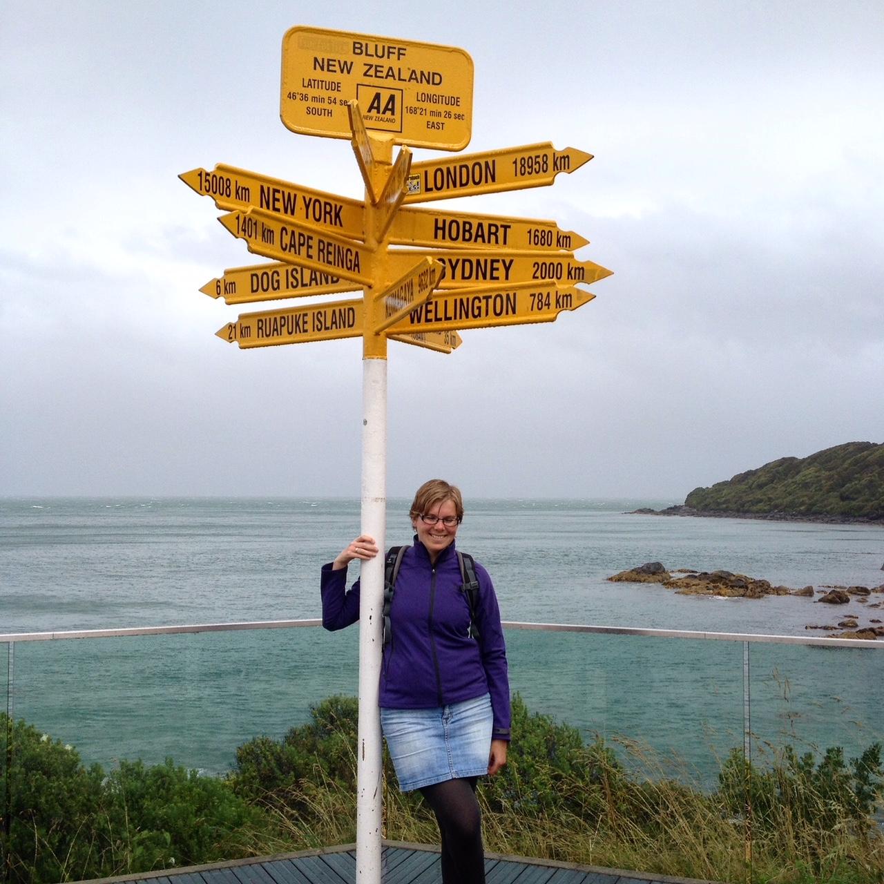 Bluff New Zealand
