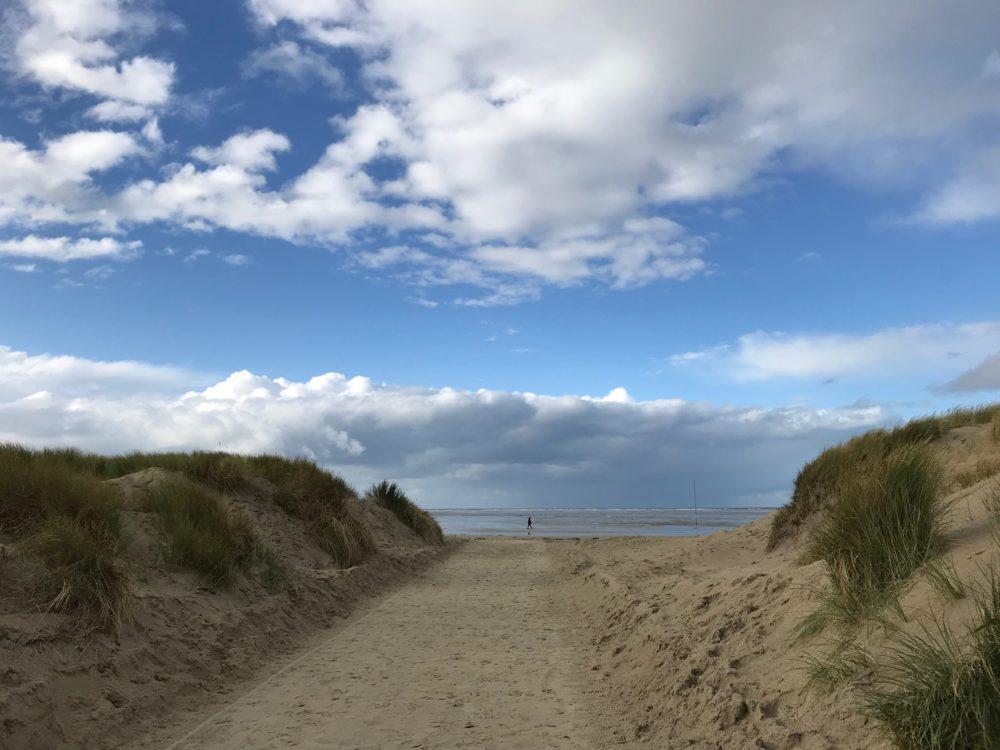 Borkum dunes