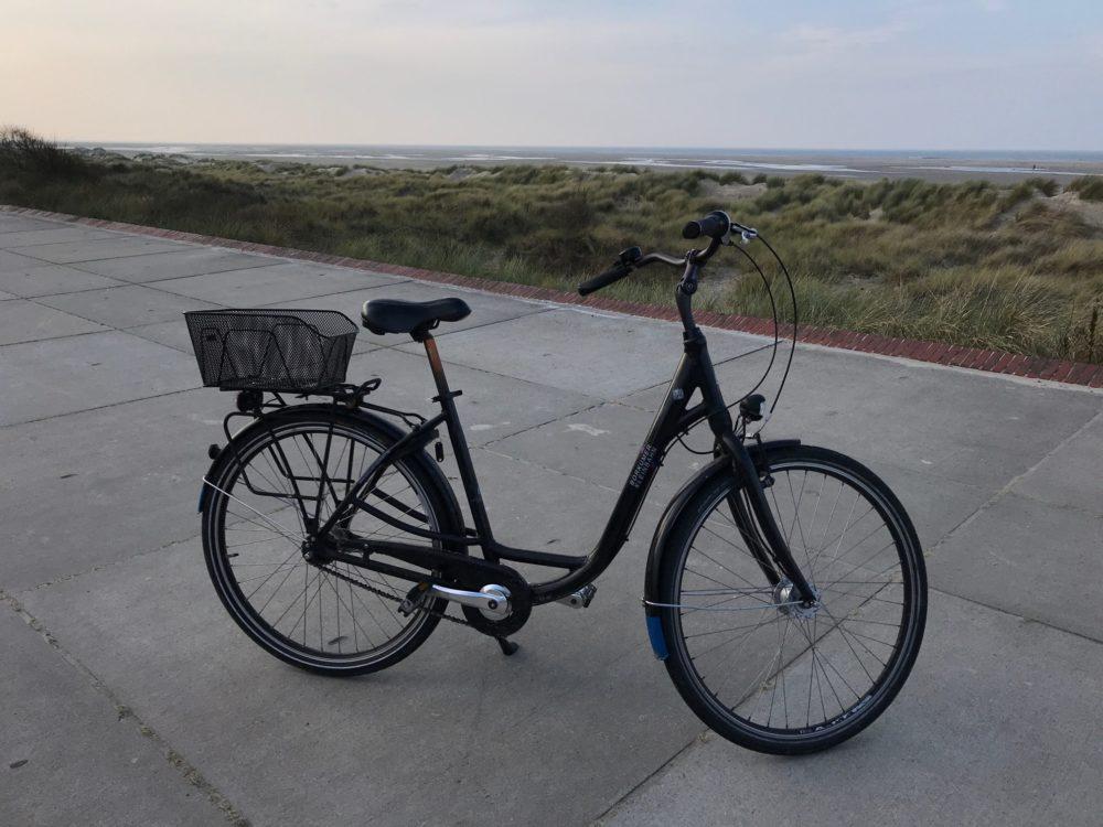 Borkum fiets