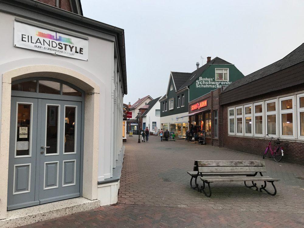 Borkum shops