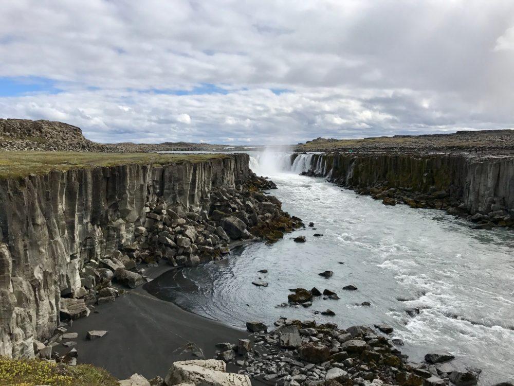 Sellfoss Iceland