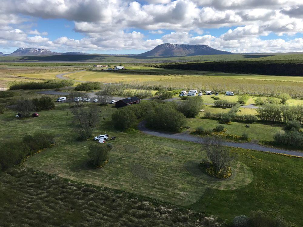 Ásbyrgi Iceland