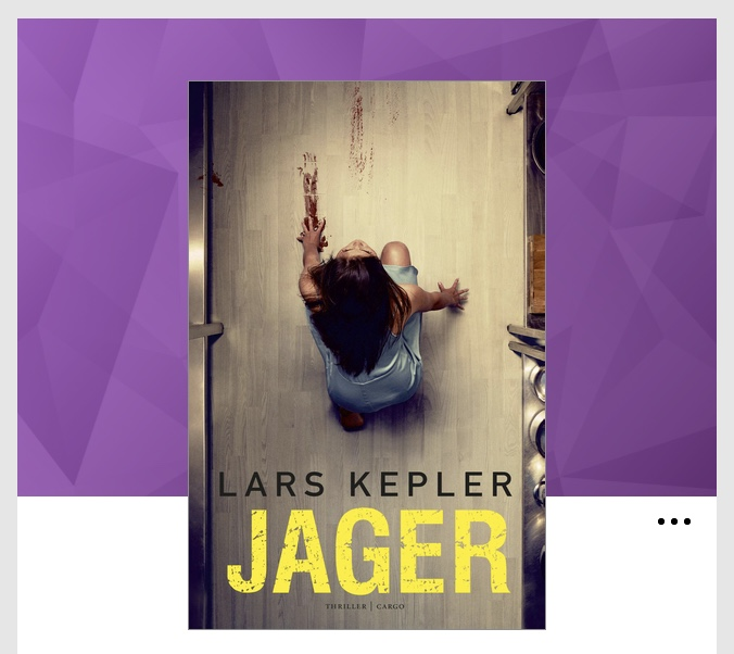 Jager Lars Kepler