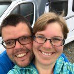 Marcella en Jan, camper IJsland