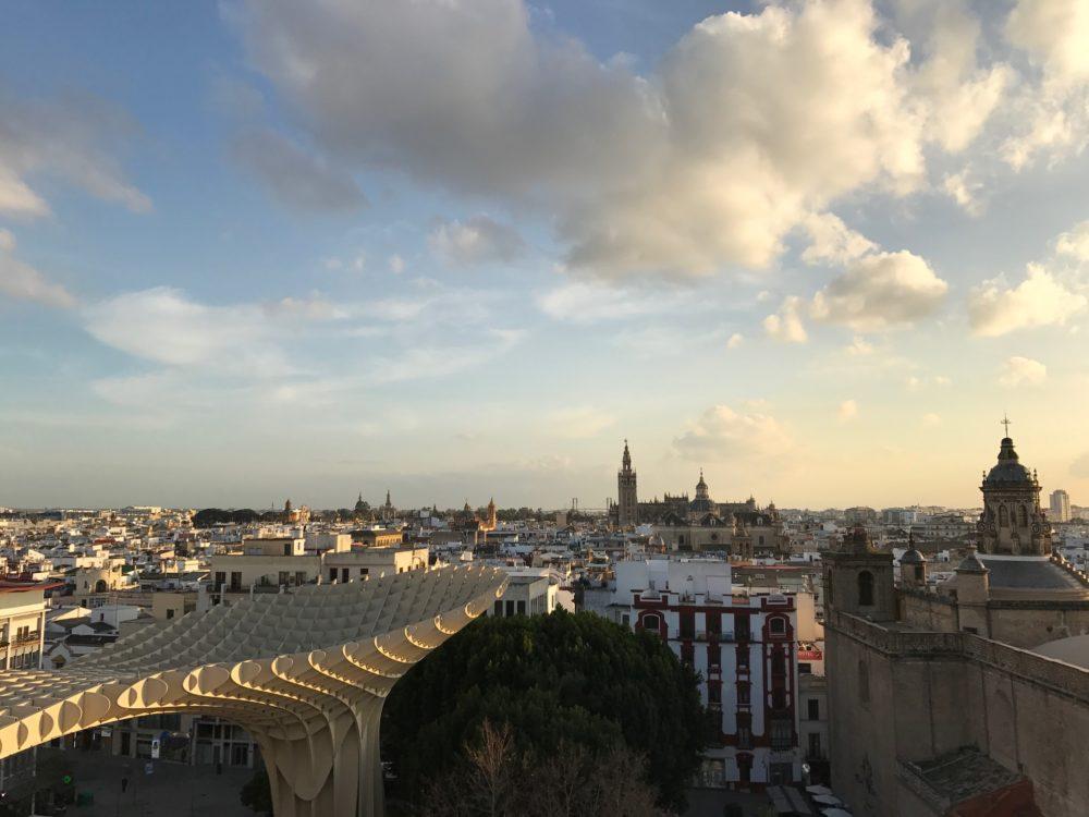 Seville Metropol Parasol
