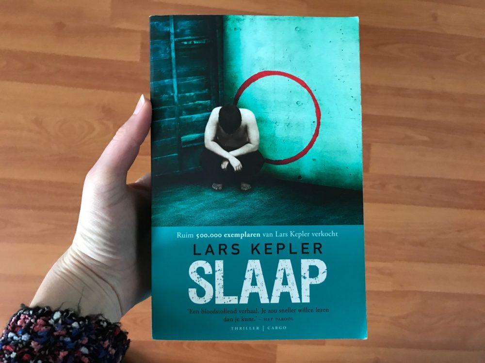 Slaap Lars Kepler