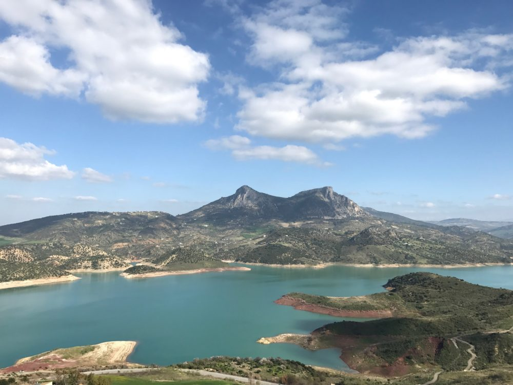 Embalse de Zahare-el Gastor Spain