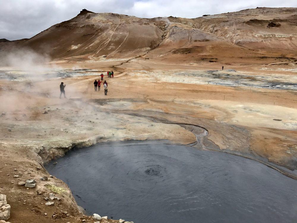 Hverir Iceland