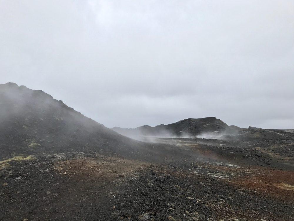 Leirhnjukur Iceland