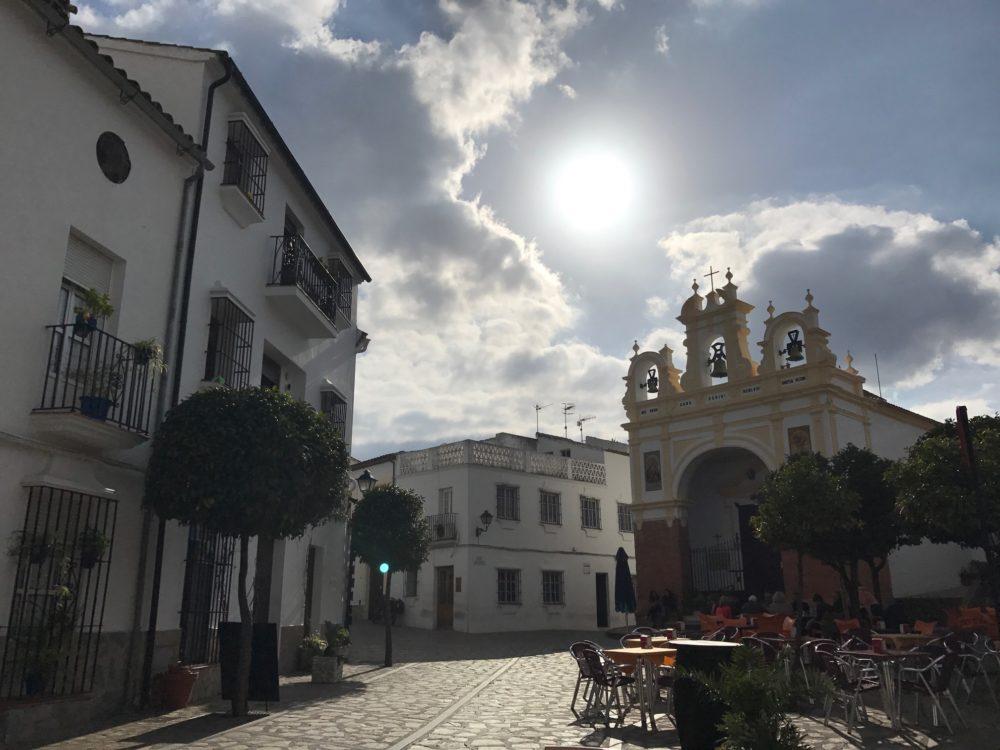 Zahara Spain