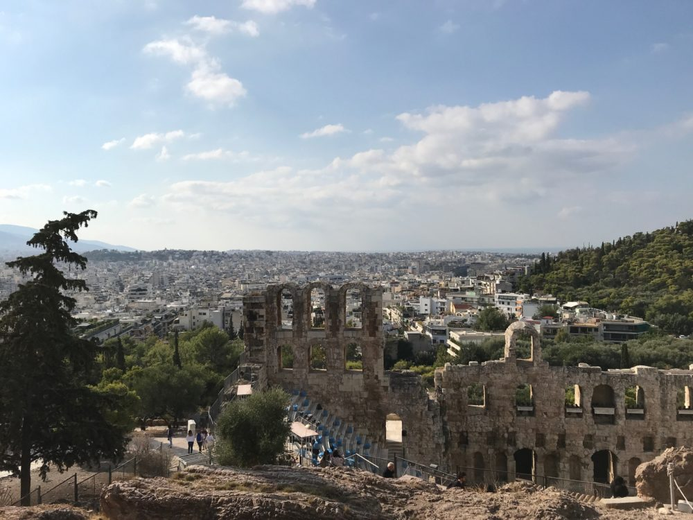 Athene Greece