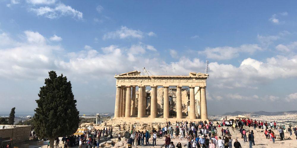 Akropolis Athens