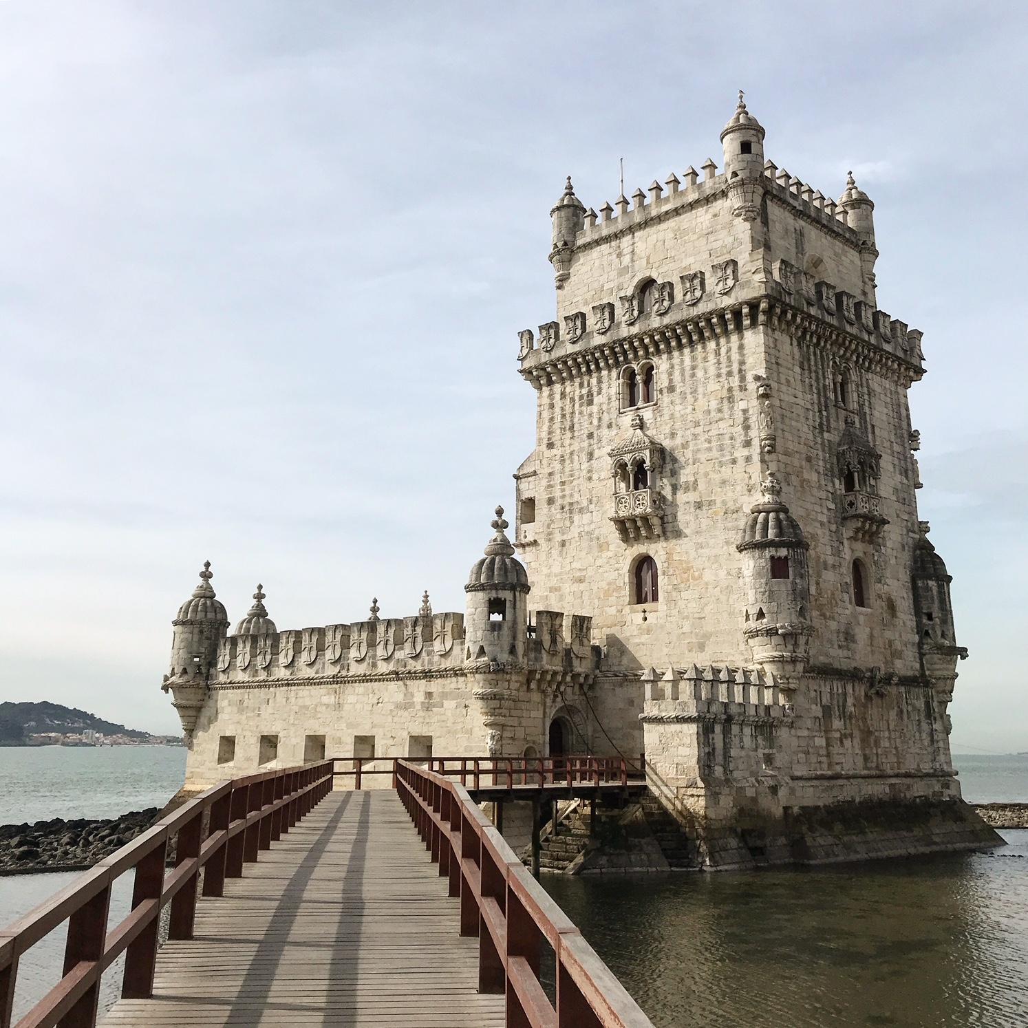 Torre De Belém Lisbon Portugal