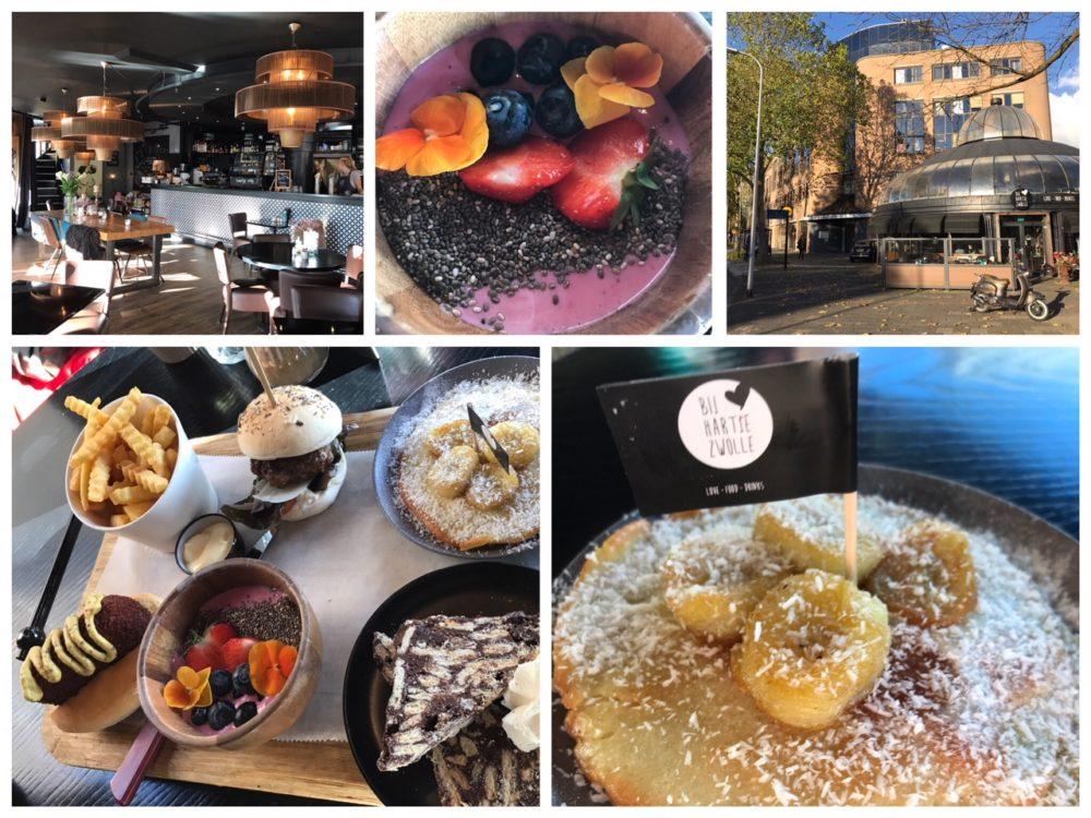 Lunchen Zwolle
