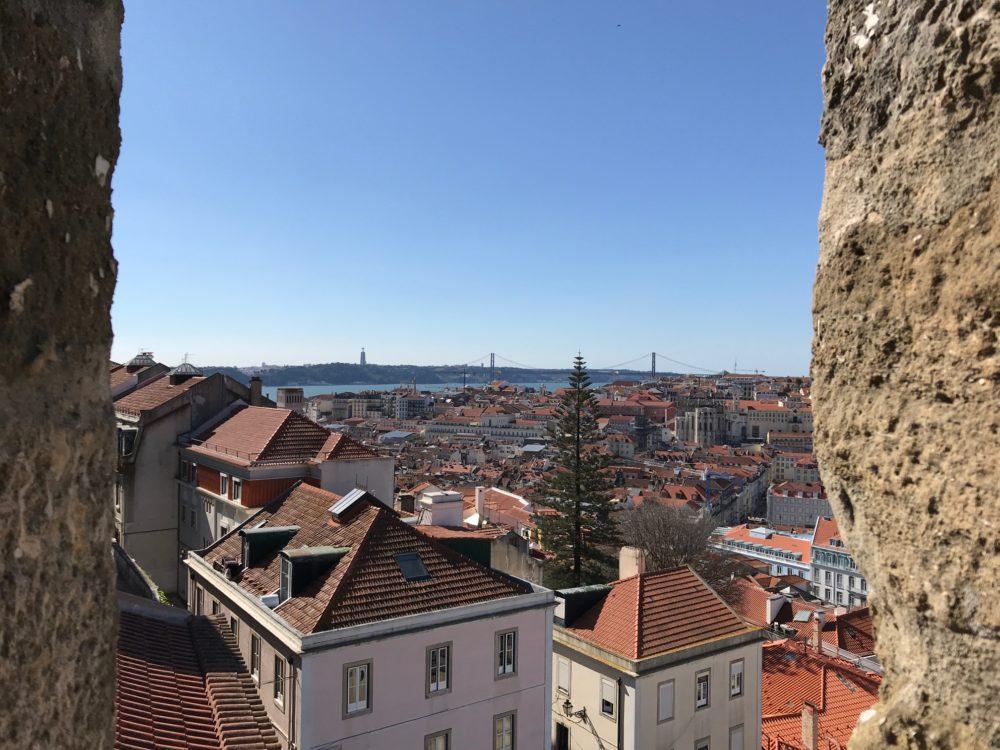 Castelo de São Jorge Lisbon Portugal