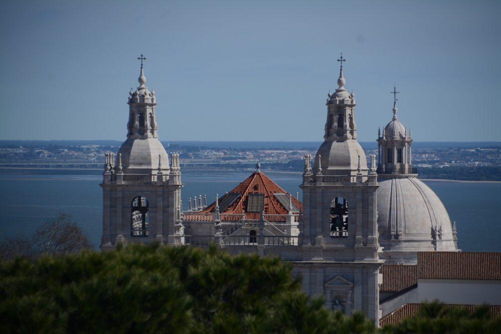 Lissabon Portugal Castelo de São Jorge