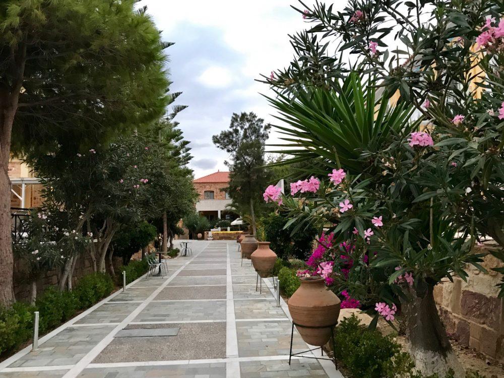 Grecian Castle Chios