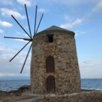 Mill Chios Greece