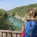 Canyon Blick Teutoburgerwald Germany