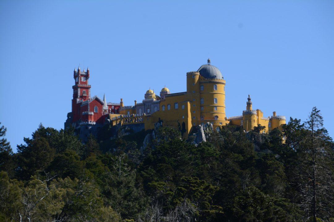 Palacio da Pena Sintra Lisbon
