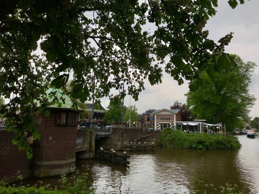 Vrouwenpoortsbrug Leeuwarden