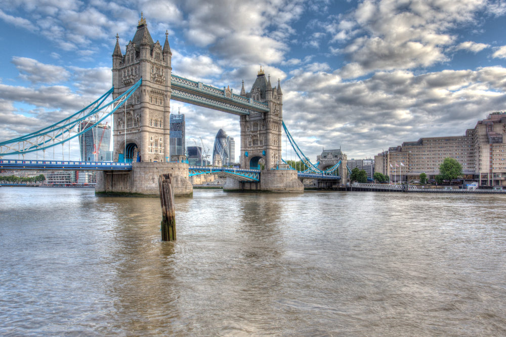 Shutterstock London England