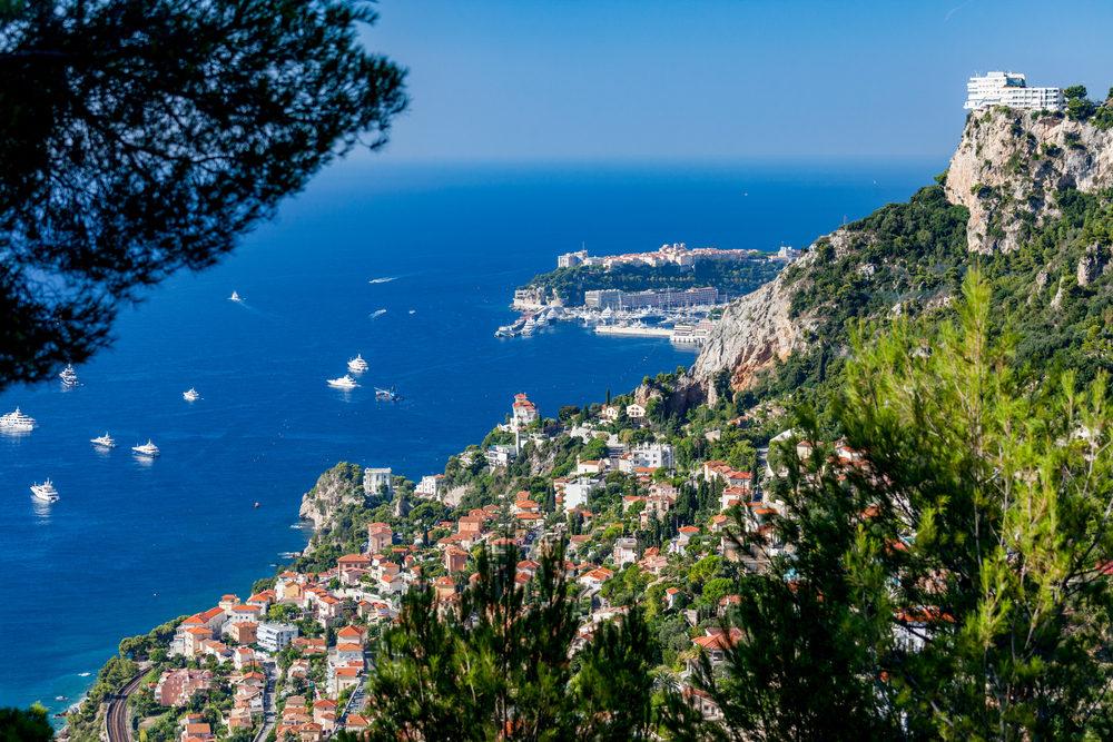 Roquebrune-Cap-Martin France
