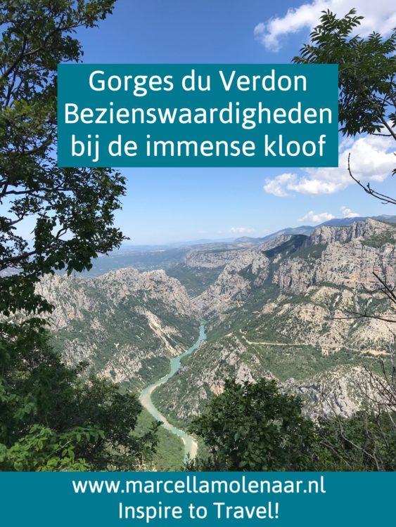 Gorge du Verdon France