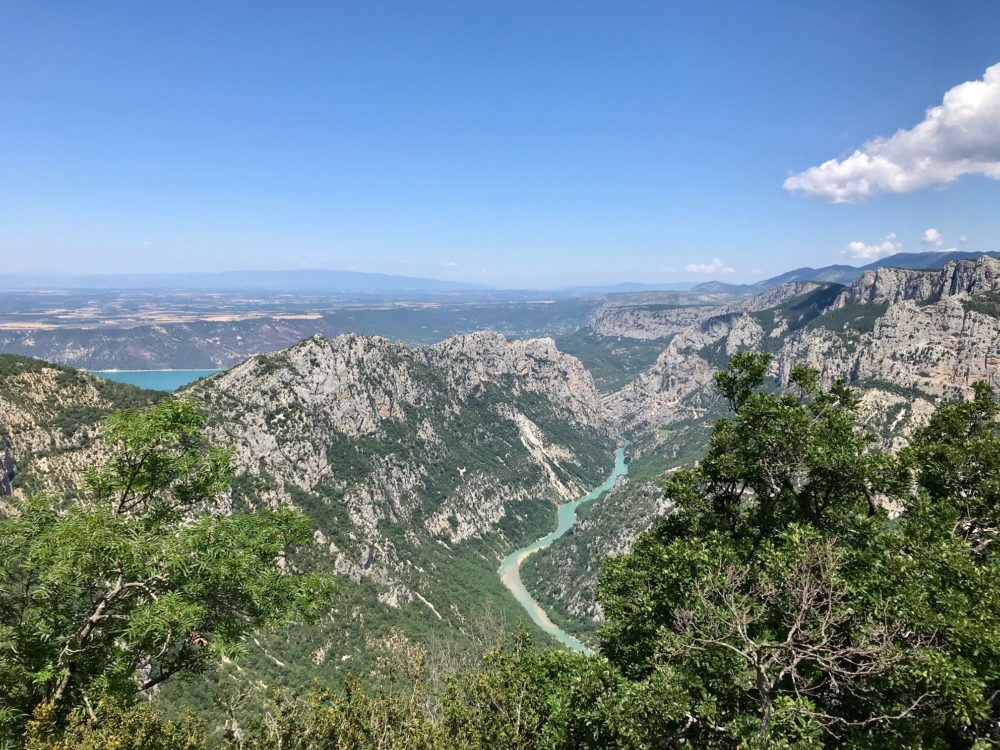Gorge du Verdon - Marges Vaumale
