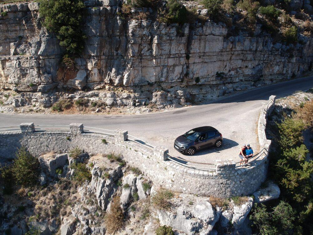 Gorge du Verdon - Route des Cretes