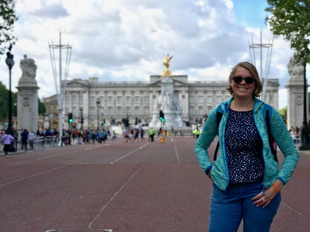 Buckingham Palace London Marcella
