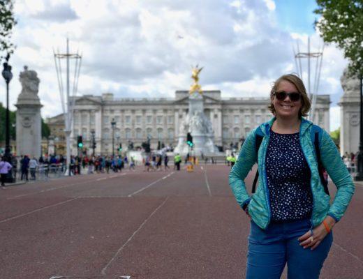 London Buckingham Palace Marcella