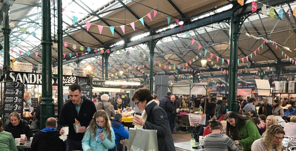 St George's Market Nortern Ireland