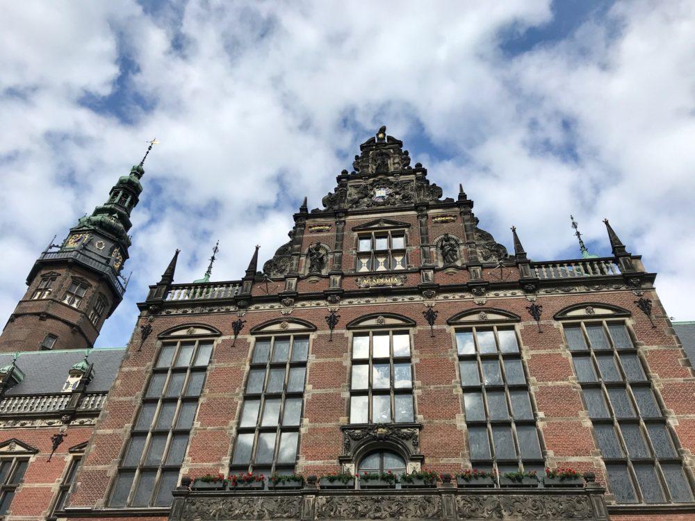 Academieplein Groningen